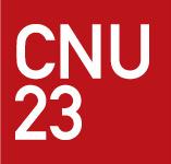 CNU23 logo